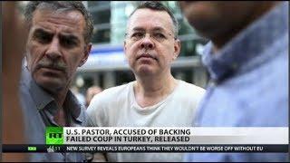 Turkey Releases US Pastor, Saudi Journalist's Fate Still Unknown
