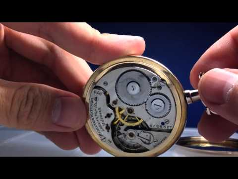 Hamilton 974 Pocket Watch