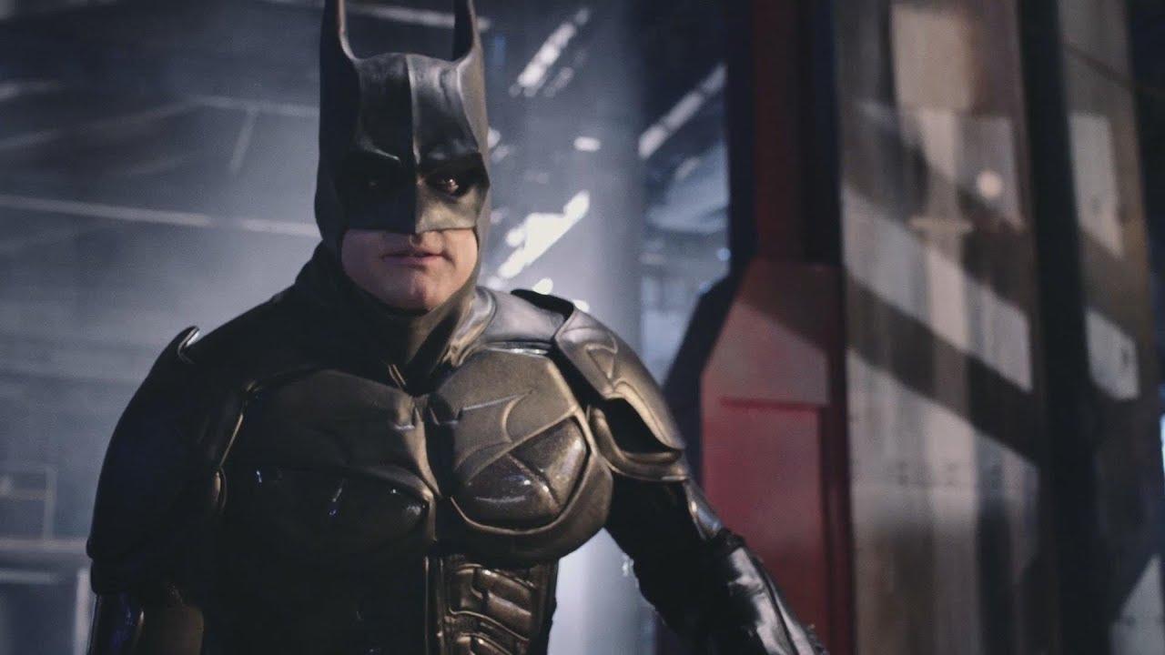 Fan Comics Batman Batman Evolution Fan Film