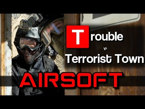 Airsoft Trouble in Terrorist Town - Traitor's Agreement