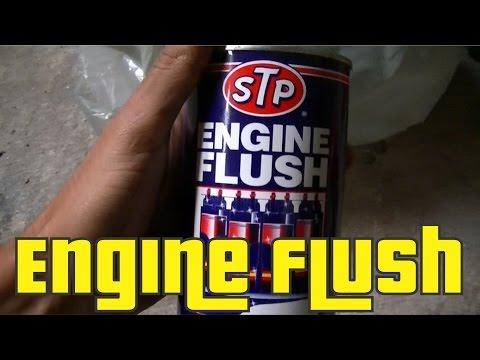 Teste Enguine Flush da STP
