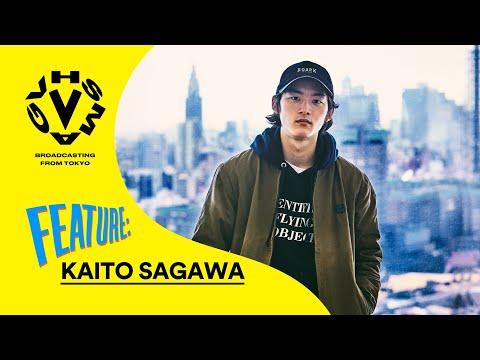 KAITO SAGAWA - FEATURE [VHSMAG]