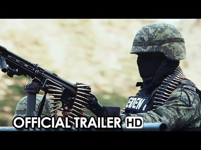 CARTEL LAND Official Trailer (2015) HD