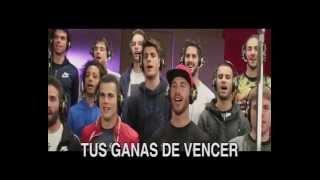 أغنية البطولة العاشرة أداء لاعبين ريال مدريد