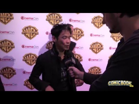 James Wan Talks Aquaman And The Conjuring 2