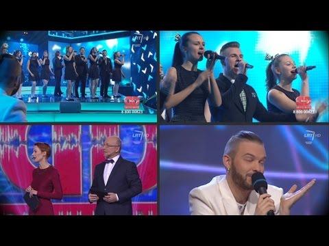 """""""Dainų daina"""" @ """"Jazz Island"""" atliko M. Noviko """"Žalioj stotelėj"""" (Pusfinalis) HD"""