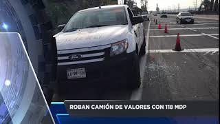 TOPICAL 14 DIC - ROBAN CAMION DE VALORES EN GUANAJUATO