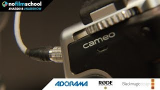 Camera-Mounting Made Easy with AbelCine's New Cameo Grip