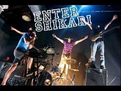 Enter Shikari - When A Jealous Man Finds A Gun
