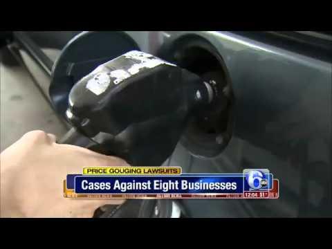 NJ AG files suits alleging storm price gouging