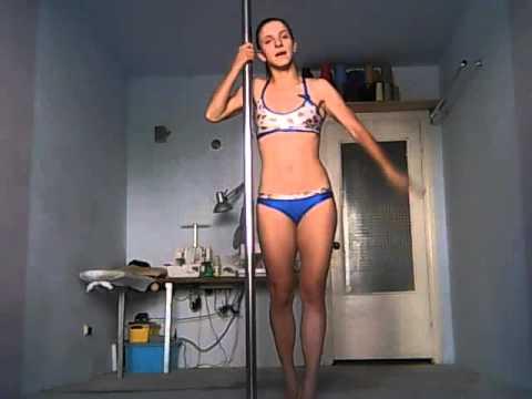Уроки Pole Dance - видео