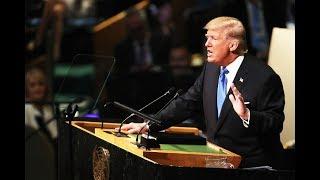 Trump Speaks To UN, Threatens To Destroy North Korea