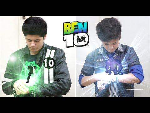 Ben 10 - Ben 16 VS Ben 23  (EP 17) Real Life Ben 10 - Full Episode