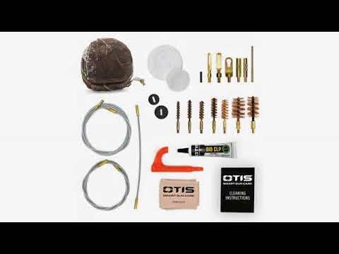 MUST SEE Gear Review! Otis Tactical Cleaning System- Rifle/Pistol/Shotgun
