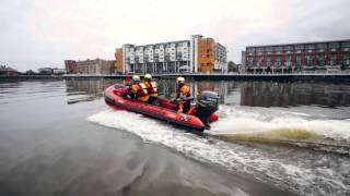 Limerick Fire and Rescue service has officially unveiled FIRESWIFT