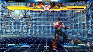 SFxT Infiltration vs LU Alex Valle - Capcom-Cup 2013