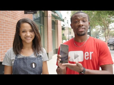 People React to iPhone 6 Plus!