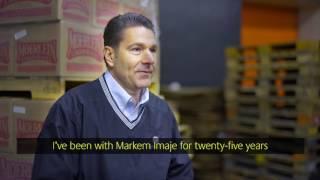 Markem-Imaje - Redefine The Impossible - Christian Moerlein