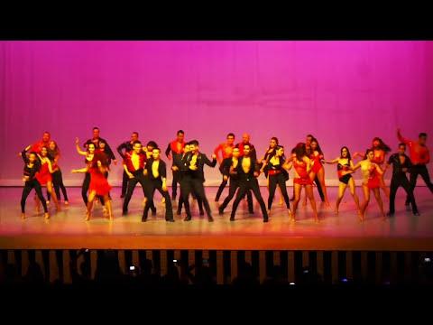 Show Mejores Bailarines Mexicanos World Latin Fest 2014 Celaya Guanajuato México
