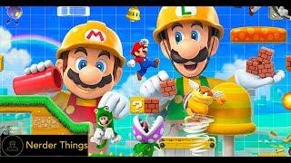LIVESTREAM Super Mario Maker 2 Pt. 3