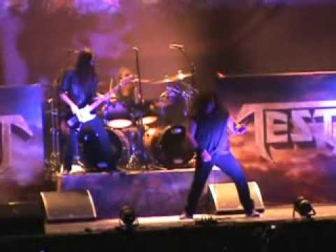 TESTAMENT MEXICO 2008 DNR WHIT GLEN DROVER ON GUITAR