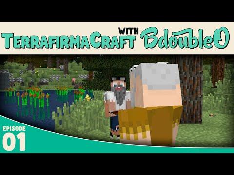 Minecraft Terrafirmacraft :: Pupil Hair :: E1
