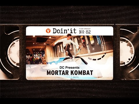 DC Presents MORTAR KOMBAT [VHSMAG]