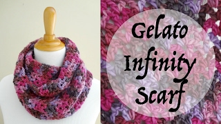How to Crochet the Gelato Infinity Scarf, Episode 4