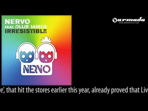 Nervo Feat. Ollie James - Irresistible (Tv Rock Vocal Mix)