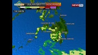 BT Weather update as of 1150 a.m. Oct. 23, 2018