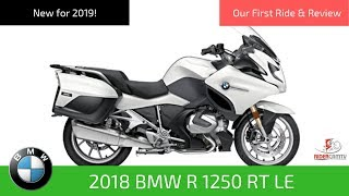 2019 BMW R1250 RT | Our first look and Review