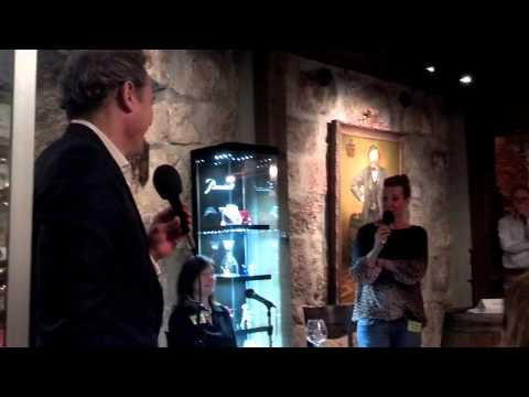 Women for WineSense: Women in Wine 2013 -- Jean-Charles Boisset, Master Storyteller