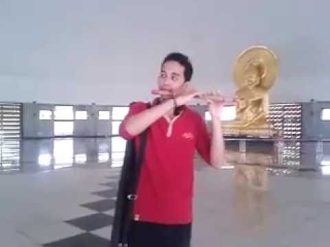 Raghupati Raghav Raja Ram On Flute video