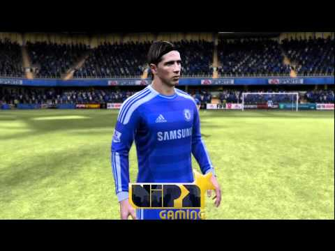 FIFA 12 - CHELSEA PLAYER FACES - REQUESTED BY CysticJI24