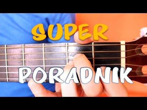 Chwyty Gitarowe A-moll I C-dur. Podstawy Gry Na Gitarze