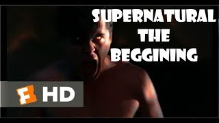 Supernatural Season 13 Episode 1 - The Beggining Scenes/Jack-Nephilim VS Winchesters