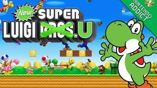 New Super Luigi U - Live 100% Playthrough - World 1-6