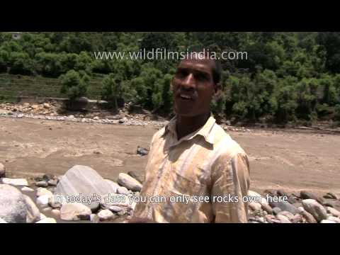 Dinesh, witness of Uttarakhand flood disaster speaks out