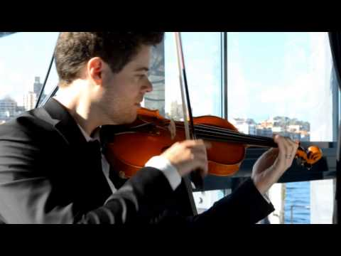 Sydney Classical Strings Solo Violin Viva la Vida