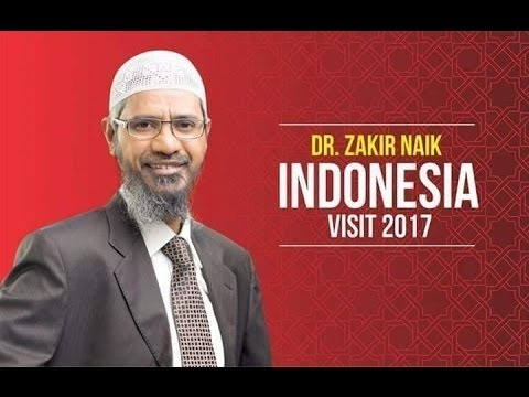 [Live] Dr. Zakir Naik Perss Conference