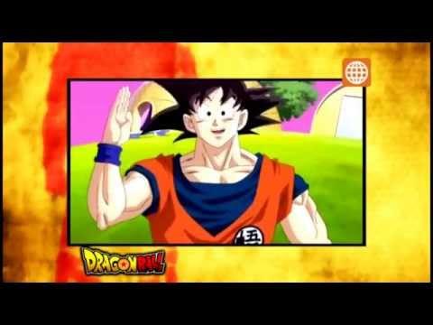 Cinescape: Biografía de Gokú (Dragon Ball Z: La Batalla de los Dioses) - 14/09/2013