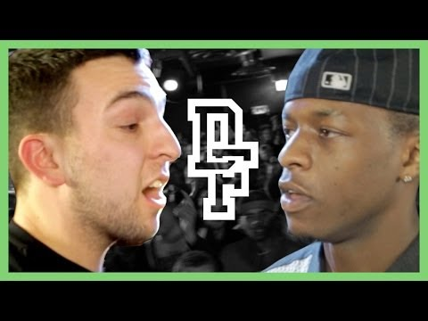 DON'T FLOP - Rap Battle - Arkaic Vs Jai-90 *ON-BEAT BATTLE*