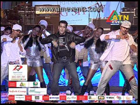 Salman Khan performance in BIG SHOW.mov