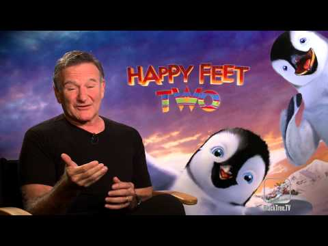 Remembering Robin Williams (R.I.P) Our Last Interview