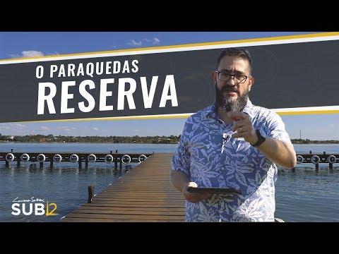 O PARAQUEDAS RESERVA - Luciano Subirá