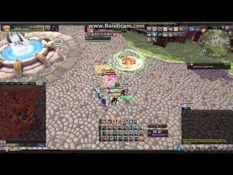 Aura Kingdom 75 Sorc/Bard Tanking ?? Katar