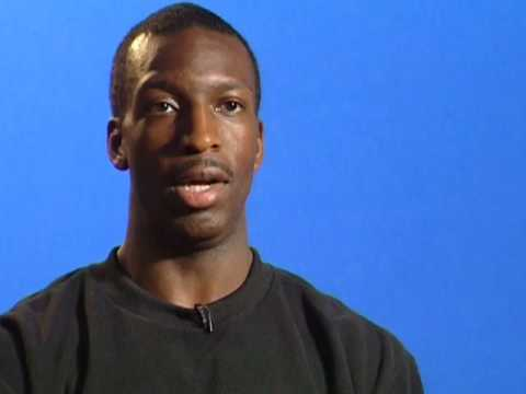 World Sport TV - Michael Johnson Interview