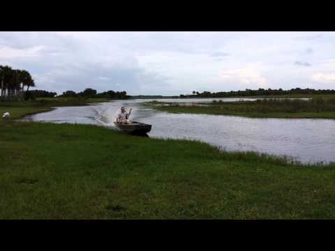 23hp copperhead mud motor playing