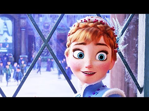 Frozen - Olaf's Frozen Adventure - Ring In the Season | official FIRST LOOK clip & trailer (2017)