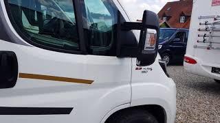 CamperTobi - EURA Mobil Terrestra 650 EB - 2017 - Roomtour Teilintegriertes Reisemobil